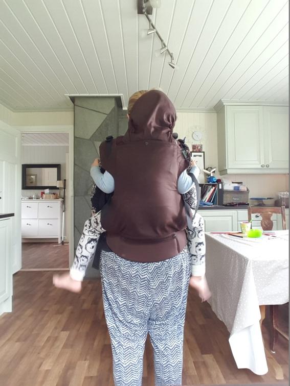 Anglepack Toddler
