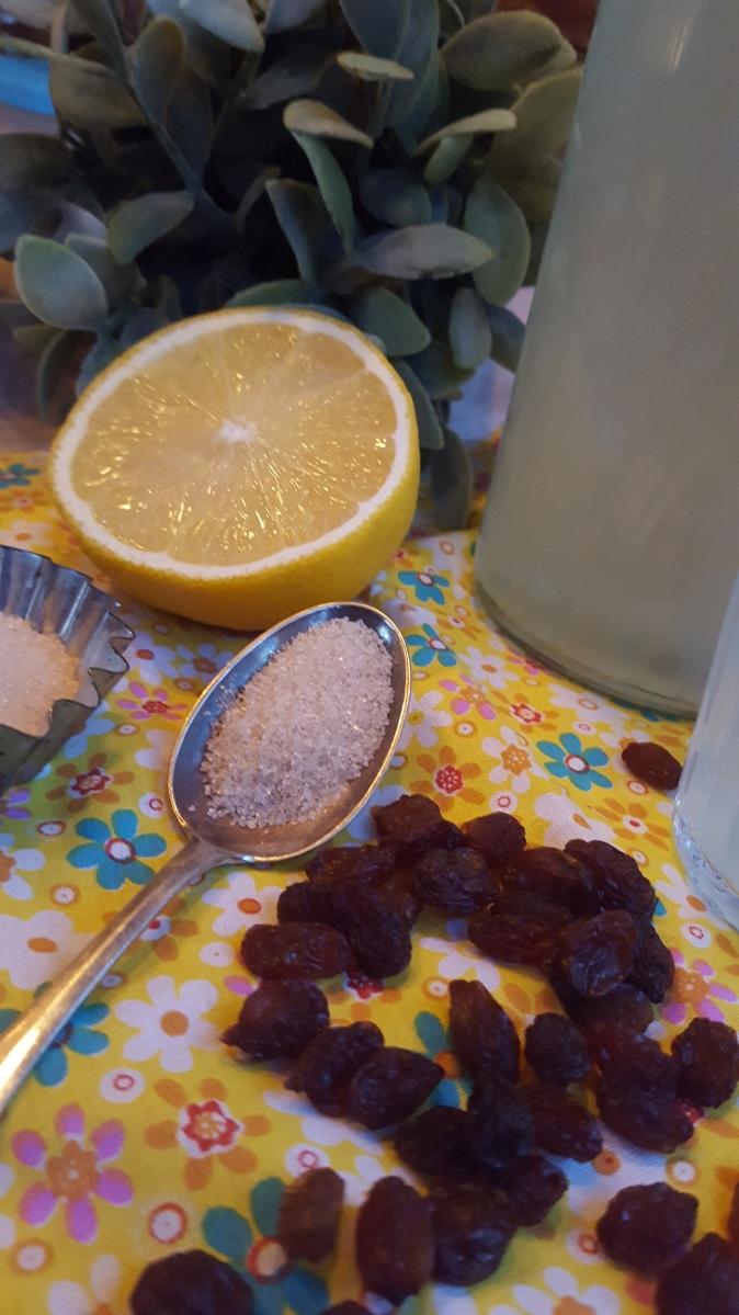 Vannkefir; probiotisk drikk god for magen